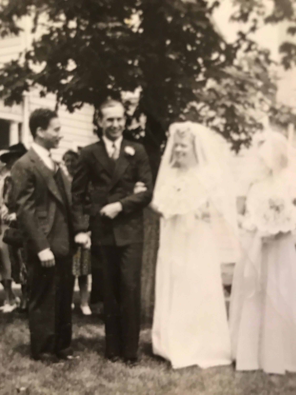 Wedding to Ken