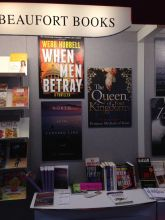 Beaufort booth at BEA